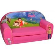 Canapea extensibila din burete Heidi
