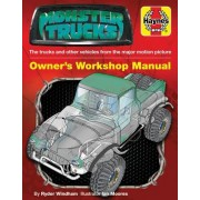 Monster Trucks Manual: The Trucks and Other Vehicles from the Upcoming Major Motion Picture