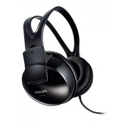 Philips SHP1900/97 Over-Ear Stereo Headphones (Black)