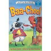 I Can Read BAA Choo by Sarah Weeks