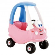 Little Tikes Carro infantil Conforto Coupe Princesa Rosa