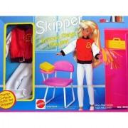 Barbie SKIPPER School Days Playset w Oufit (1992 Arcotoys Mattel)