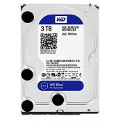 WD Blue 3TB Internal Hard Drive (WD30EZRZ)