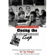 Closing the Achievement Gap by Tiffany Chane'l Anderson