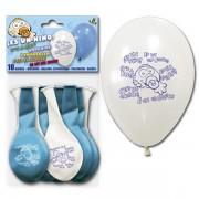bolsa de 10 globos es un niño | globo
