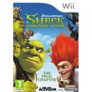 Shrek Forever After Wii