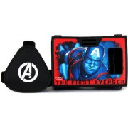 Official Marvel Avengers(Captain America) The First Avenger Virtual Reality Viewer (VR Headset)