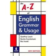 An A-Z of English Grammar & Usage by Benita Cruickshank