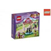 Ghegin Lego Friends Stazione Lavag.Puledro 41123