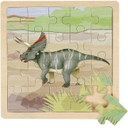 Wild Republic Puzzle Jigsaw Triceratops