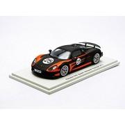 Spark - S4199 - in miniatura veicolo - modello per la scala - Porsche 918 Spyder a Weissach - 2013 - 1/43 Scala