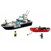 LEGO Nava de patrulare a politiei (60129)