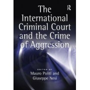 The International Criminal Court and the Crime of Aggression by Professor Mauro Politi