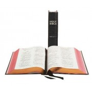 NIV Black Morocco Leather Lectern Bible: 2 by New International Version