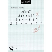 Genius examenblunders - Expand 2 (a+b)2