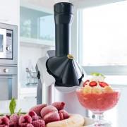 Sorbetière machine à glaces aux fruits