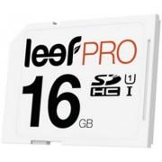 Card memorie Leef SDHC Pro UHS-I, 16GB, Clasa 10