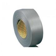 Szövetbetétes ragasztószalag, ezüst színű 3M 389 (540050)
