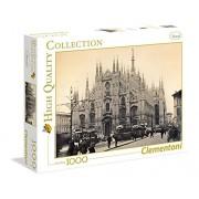 Clementoni 39292 - Milano: 1910-1915 Puzzle, Collezione Alta Qualità, 1000 Pezzi