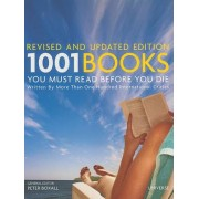 1001 Books You Must Read Before You Die by Professor of English Peter Boxall