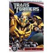 Transformers Dark Of The Moon Movie Adaptation by Jorge Jimenez Moreno