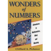 Wonders of Numbers by Clifford A. Pickover