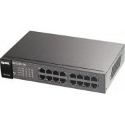 Switch ZyXEL GS-1100-16 16 porturi Gigabit