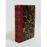 Oeuvres Complètes De Victor Hugo 1819-1834. Littérature Et Philosophie Mêlées (2 Tomes - Complet)
