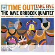 The Dave Brubeck Quartet - Time Out - 50th Anniversary (0886973985229) (1 CD + 1 DVD)
