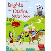 Knights and Castles Sticker Book by Leonie Pratt