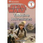 Star Wars: Tatooine Adventures by Clare Hibbert