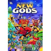 Death of the New Gods by Matt Batt Banning