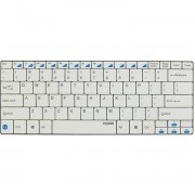 Tastatura Rapoo Bluetooth Ultra-Slim E6100 White
