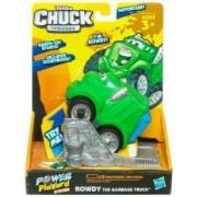 Tonka Chuck and Friends Rowdy El Camión de basura