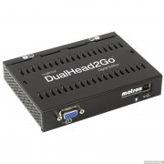 VC, Matrox DualHead2Go, VGA Interface (MATROX-D2G-A2A-IF)