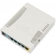 Router MikroTik RB951Ui-2HnD, 128MB RAM, 5xLAN, 1xUSB