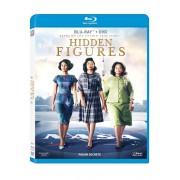 Hidden Figures: Taraji P. Henson, Octavia Spencer, Janelle Monáe - Figuri secrete (Blu-Ray)