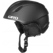 Giro Launch Skihelm Kinder in mat black, Größe: M/L