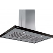 GLEN GL 6052 Touch 60cm 1000m3 BF Wall Mounted Chimney(Sliver 1000)