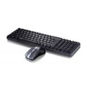 KBD, Rapoo X1800, Desktop, Wireless, Black