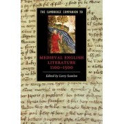 The Cambridge Companion to Medieval English Literature 1100-1500 by Larry Scanlon