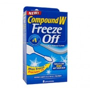 FREEZE OFF WART REMOVER SYSTEM 8 Applications