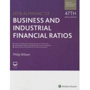 Almanac of Business & Industrial Financial Ratios by Philip Wilson