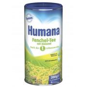 Humana ceai instant de fenicul cu chimen dulce 1m+ 200 g