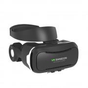 Ochelari VR Shinecon cu casti integrate G02-E (Negru)