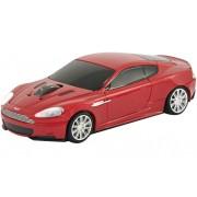 Souris Sans Fil Aston Martin DBS Rouge