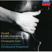 A. Vivaldi - 6 Cello Concertos (0028942173224) (1 CD)
