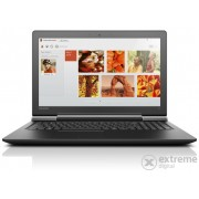 Notebook Lenovo Ideapad 80RU009JHV, ecran mat, Black