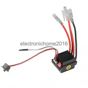 Sellify 7. 4-11. 1V 320A RC Ship Boat RC Hobby Brushed Motor Speed Controller ESC