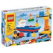 Build Your Own Lego Harbor